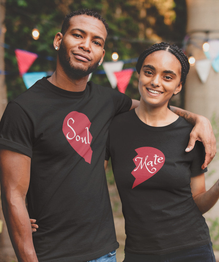Soul & Mate - Couple Shirts