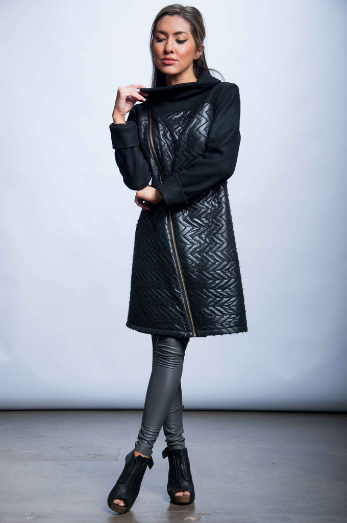 Clairette Coat - Tall Drink
