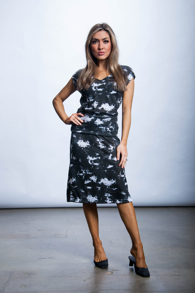Karma Dress - Shades of Grey