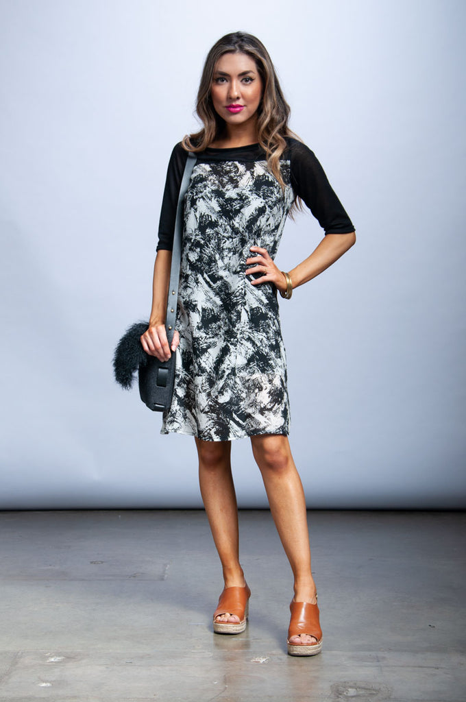 Muriel Dress - Etched