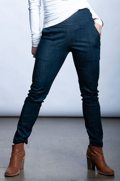 Nareen Pant - Denim