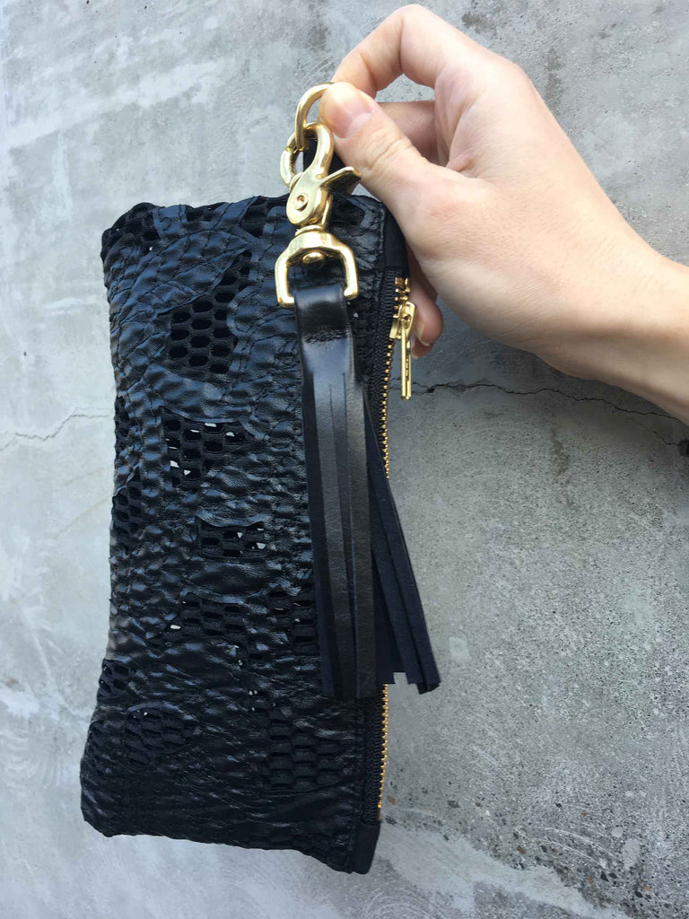 Tassel Keychain - Lust for black