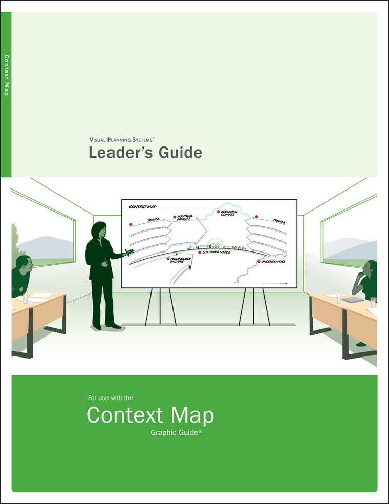 Context Map Leader's Guide (Paper)