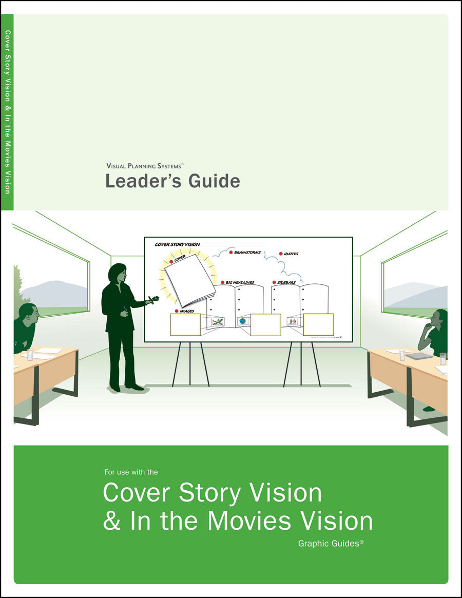 Cover Story Vision Leader's Guide (paper)
