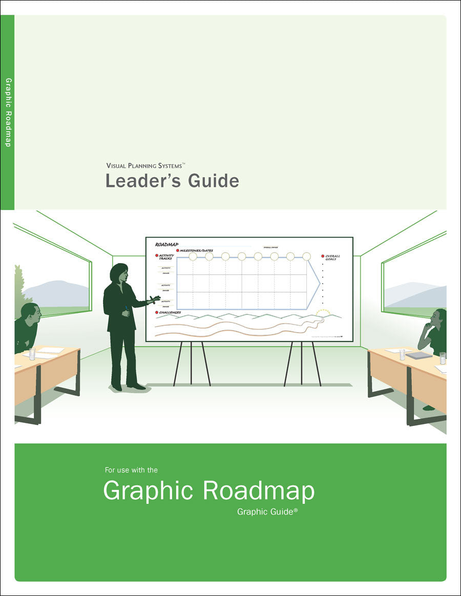 Graphic Roadmap Leader's Guide — Paper