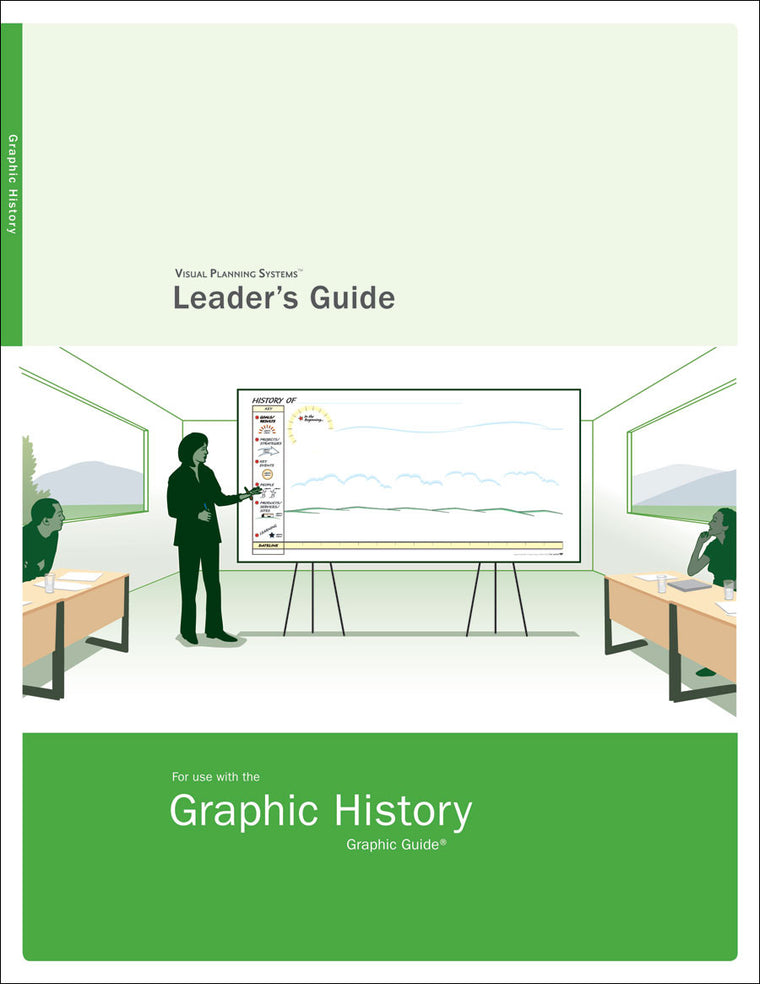 Graphic History Leader's Guide — Paper