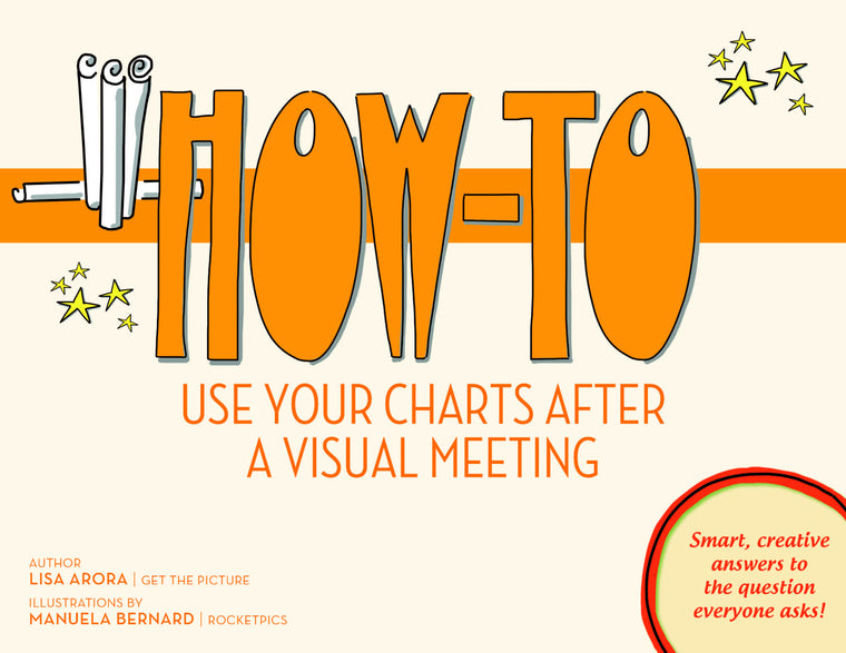 NEW! — How to Use Your Charts After a Visual Meeting — PDF