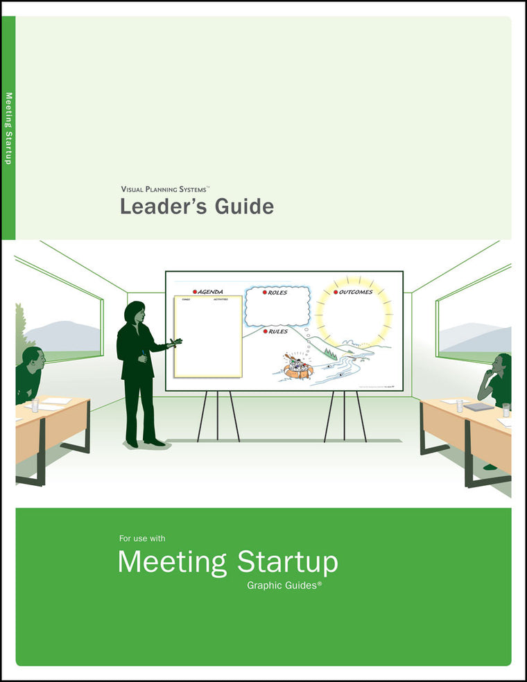 Meeting Startup Leader's Guide — Paper