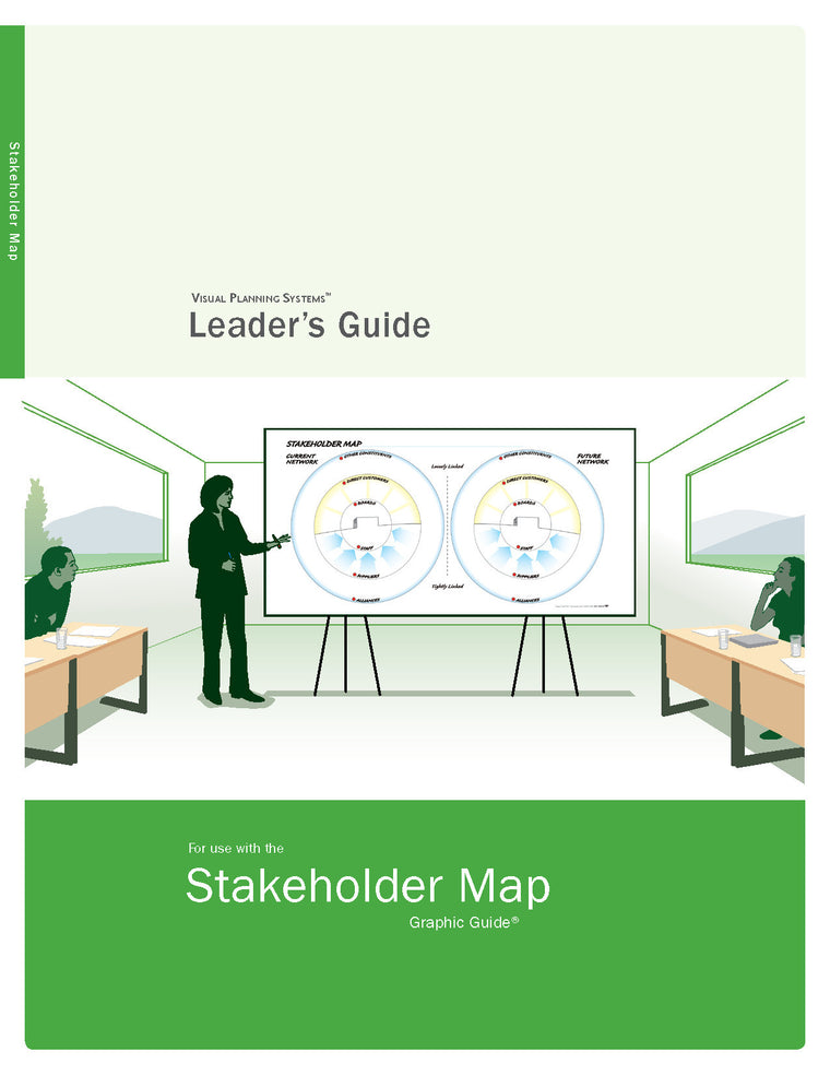 Stakeholder Map Leader's Guide — Paper