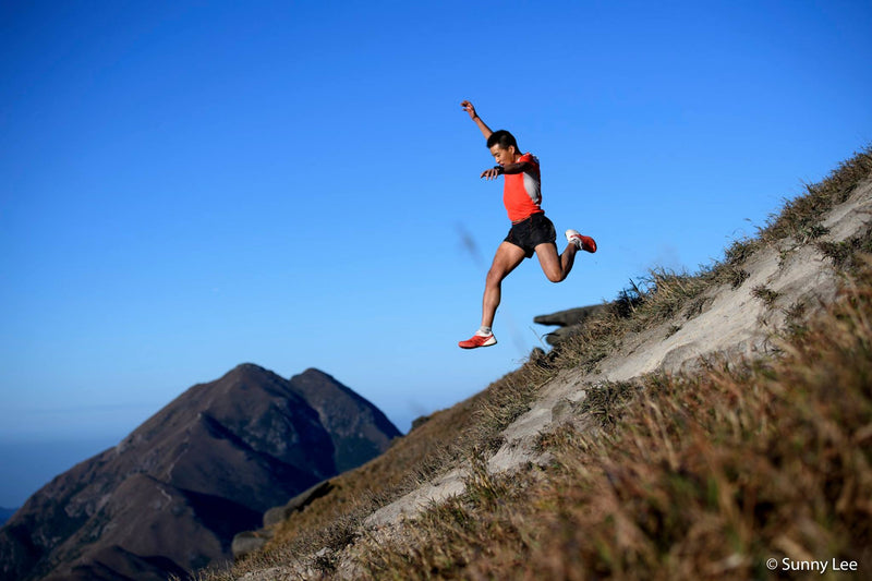 60 second Q&A with Salomon runner and Tailwind Trailblazer Jacky Leung