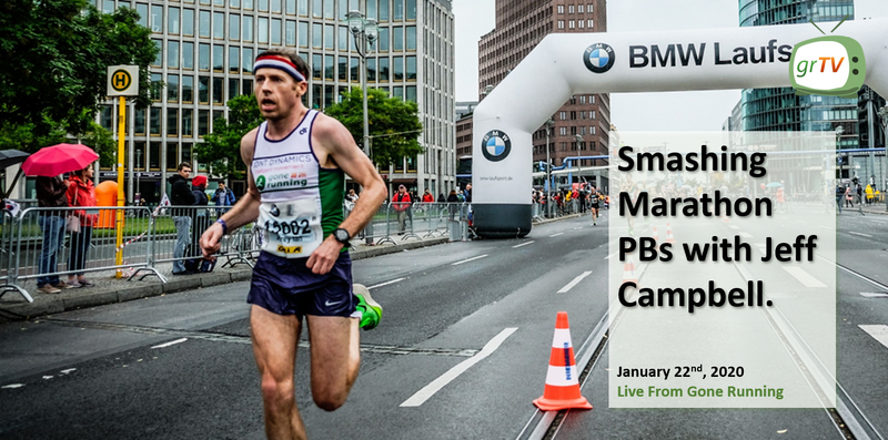 Smashing your Marathon PB's -- (skip to minute 8 for the start of the talk)
