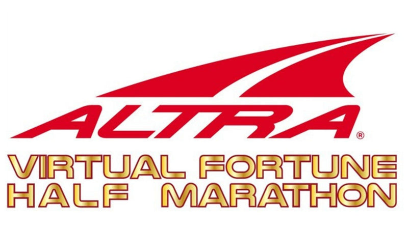 THE ALTRA VIRTUAL FORTUNE HALF MARATHON