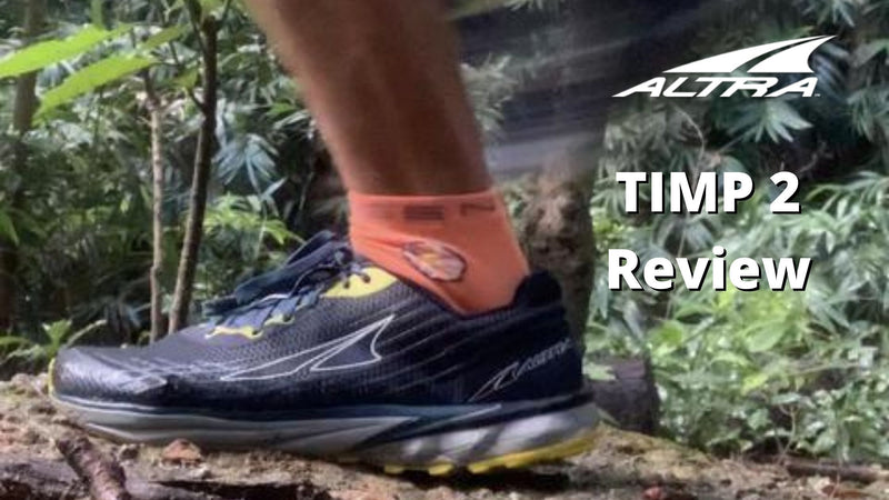 GEAR REVIEW: Altra TIMP 2.0