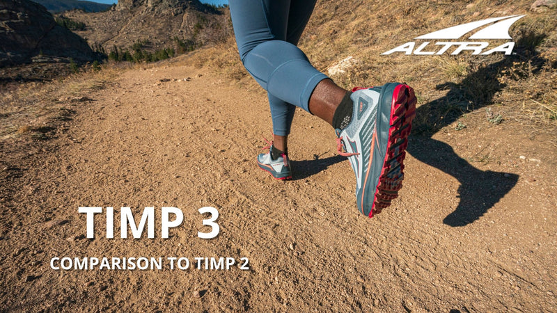 ALTRA TIMP UPGRADE, Comparing TIMP 3 and TIMP 2