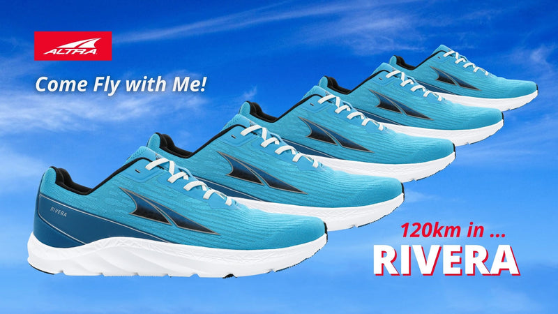 The All New ALTRA Rivera - 120km Review