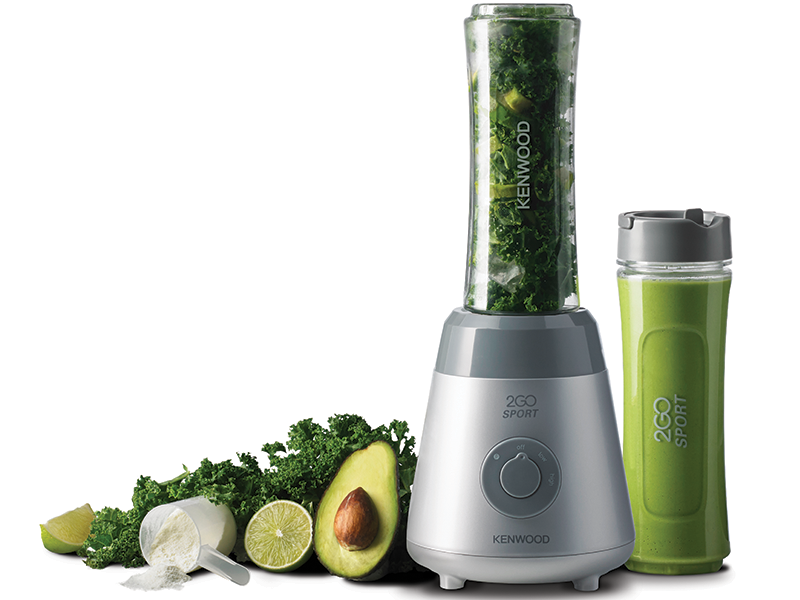 Introducing the Kenwood 2GoSport Blender!