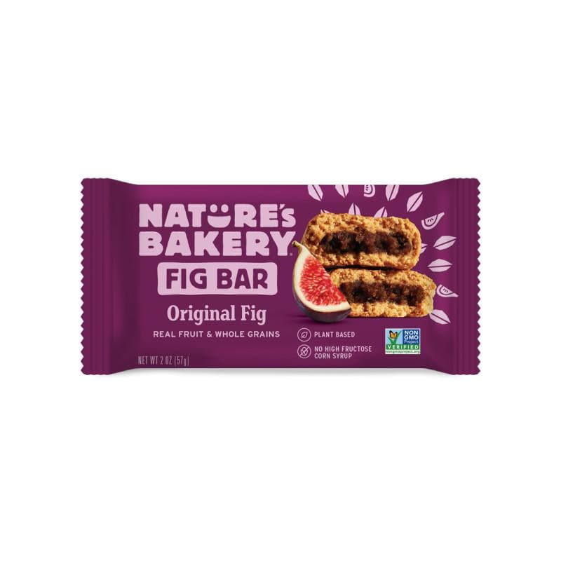 Nature's Bakery Fig Bar - Original Fig Twin Pack, Sports Bar, Nature's Bakery - Gone Running