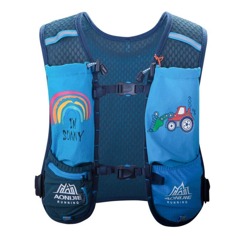 Aonijie Youth Running Backpack - Gone Running