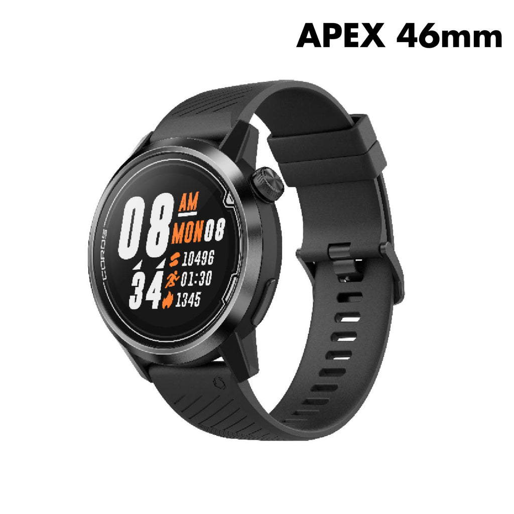 COROS APEX Premium Multisport Watch 46mm, GPS watch, COROS - Gone Running
