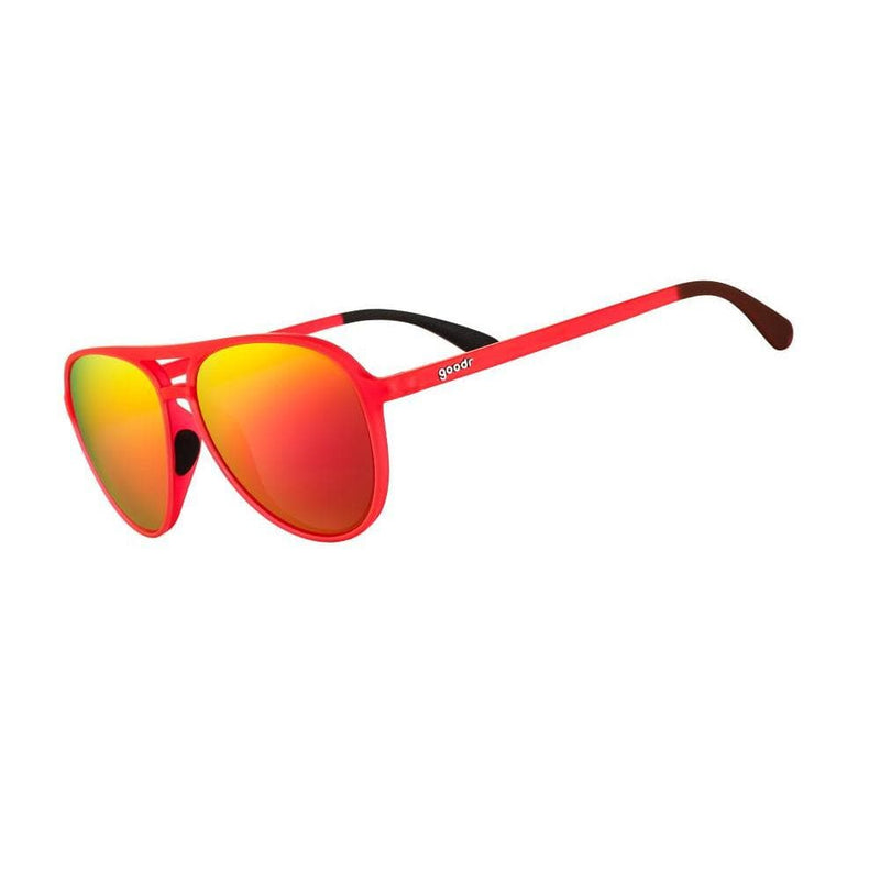 Goodr Running Mach G Sunglasses, Sunglasses, Goodr - Gone Running