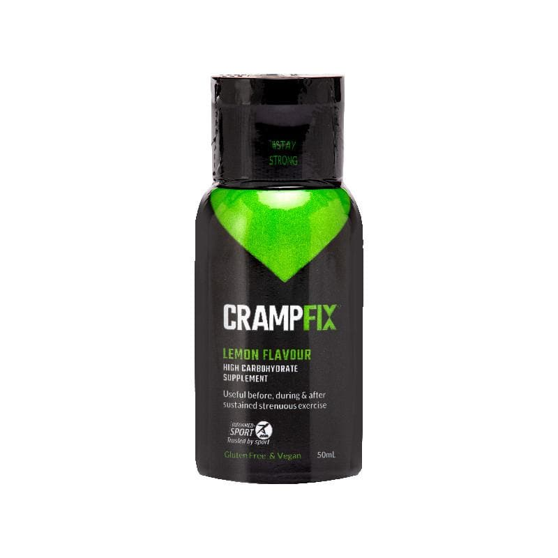 CrampFix (50ml), Electrolyte, CrampFix - Gone Running