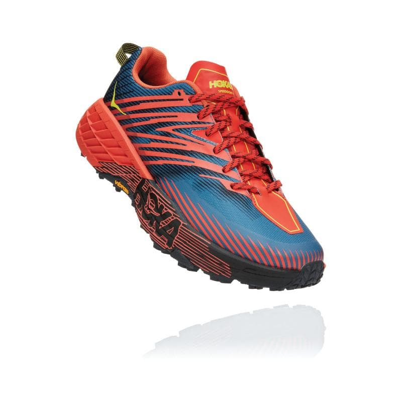 HOKA Men's Speedgoat 4, Footwear, HOKA - Gone Running