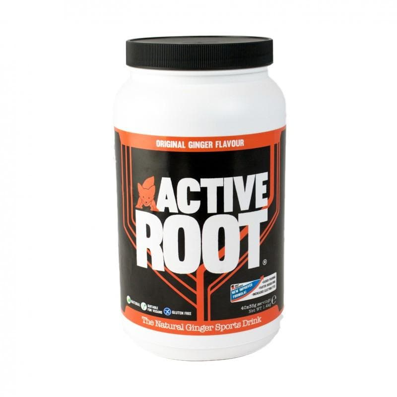 ACTIVE ROOT - ORIGINAL GINGER FLAVOUR - 1.4KG MIX TUB (40 SERVINGS), Sports Drink, ACTIVE ROOT - Gone Running