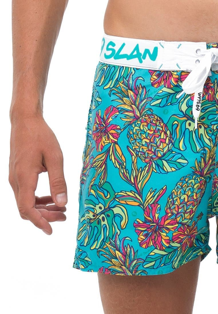 69Slam Classic Boardshorts - Gone Running