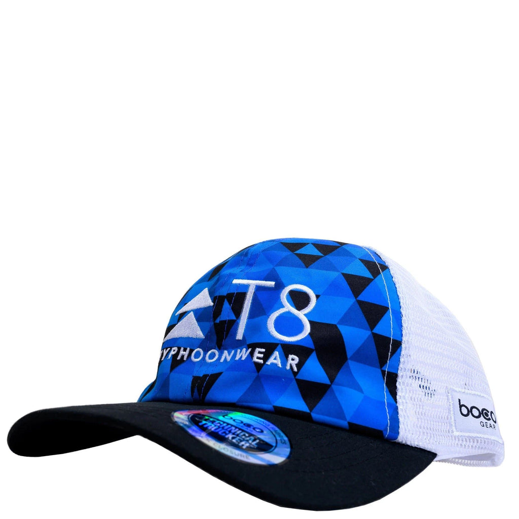 T8 BOCO Technical Trucker, Caps, T8 - Gone Running
