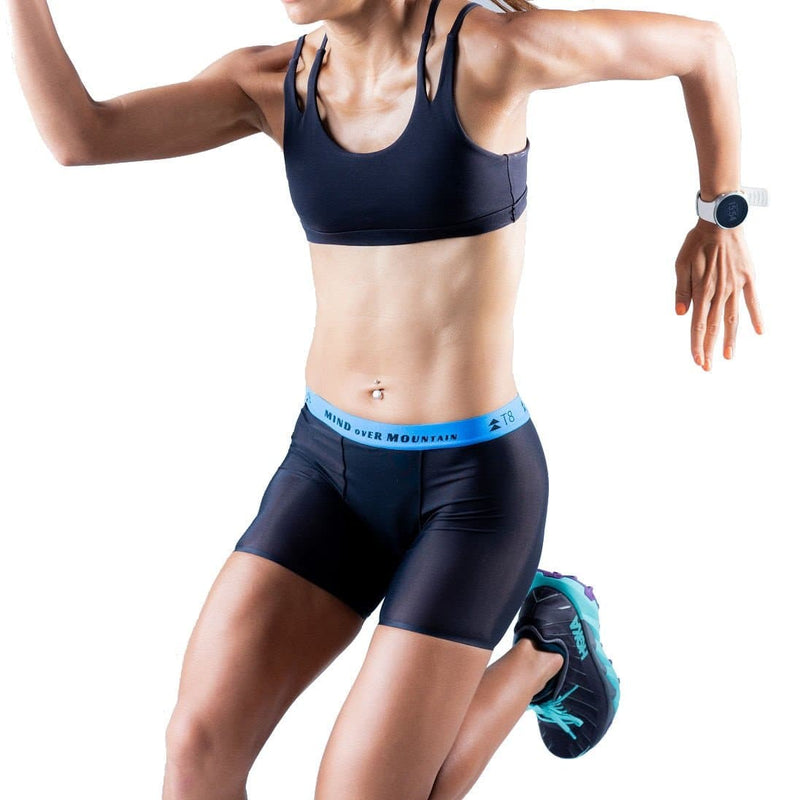 T8 Commando Women's Running Underwear, Shorts, T8 - Gone Running