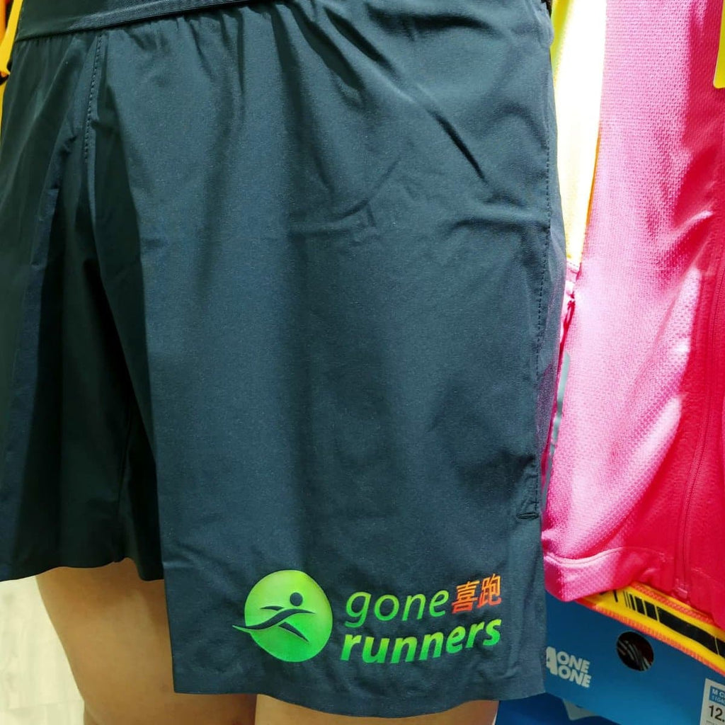 T8 Men's Sherpa Short - Gone Runners Club, Club Kit, T8 - Gone Running