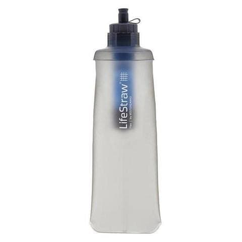 LifeStraw Flex with Collapsible Squeeze bottle, Bottle, LifeStraw - Gone Running