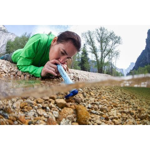 LifeStraw hollow fiber, Bottle, LifeStraw - Gone Running