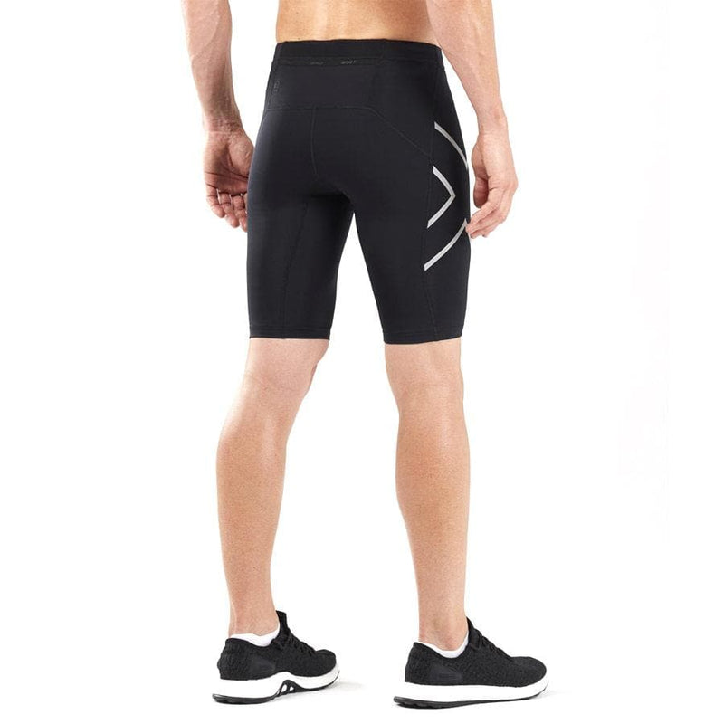 2XU Men's Run Compression Shorts, Compression, 2XU - Gone Running