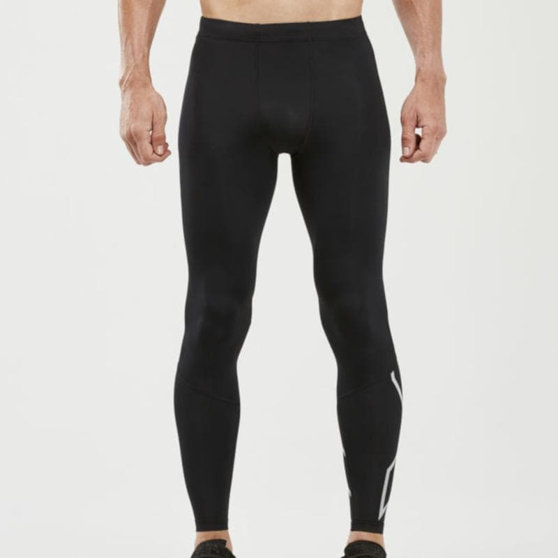 2XU Men's Run Compression Tight, Compression, 2XU - Gone Running