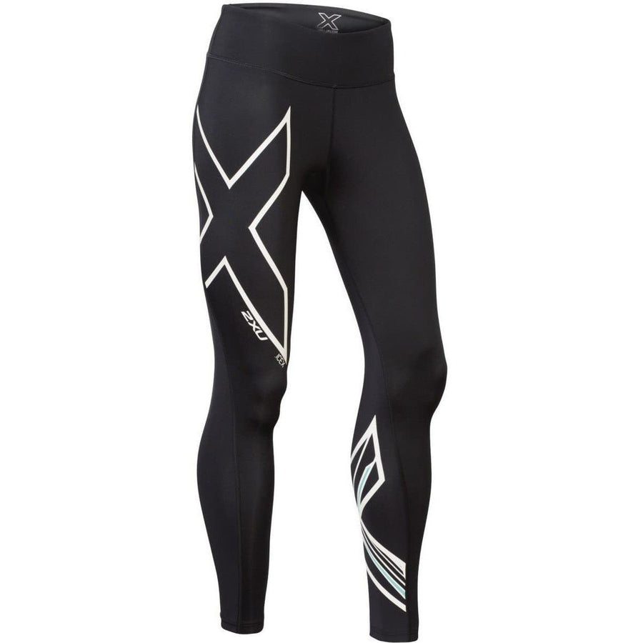 119274baef1540 2XU Women's Ice X Mid-Rise Compression Tights – Gone Running