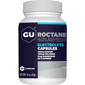 GU Roctane Electrolytes with Ginger Root, Electrolyte, GU - Gone Running