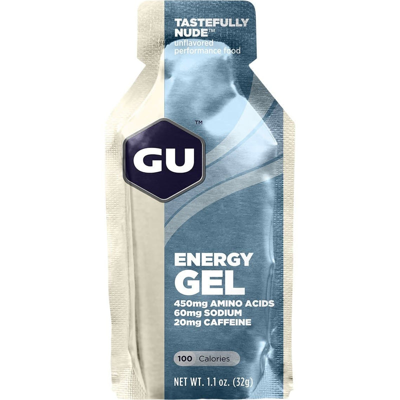 GU Energy Gel - Tastefully Nude~, Energy Gel, GU - Gone Running