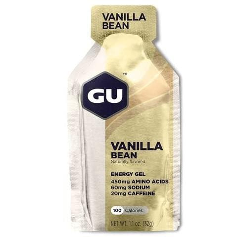GU Energy Gel - Vanilla Bean, Energy Gel, GU - Gone Running