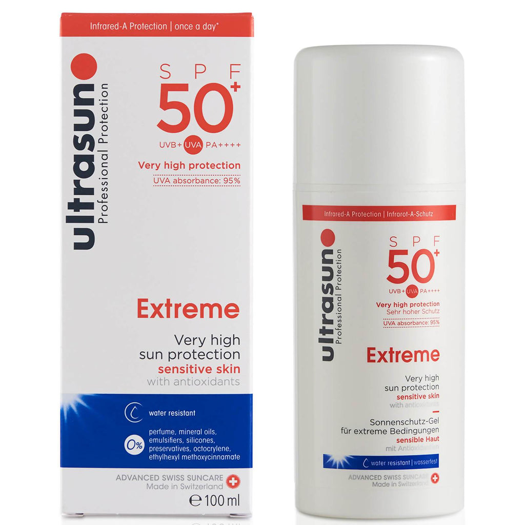 Ultrasun SPF 50+ Extreme Sun Lotion (100ml)