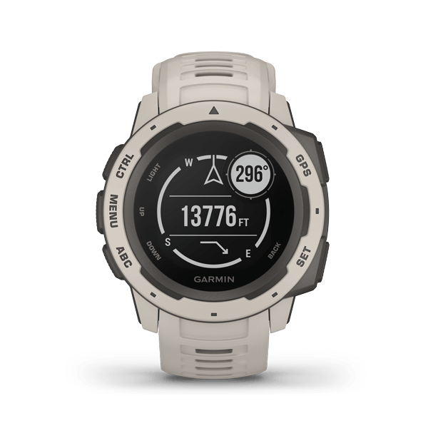 Garmin Instinct, GPS watch, Garmin - Gone Running