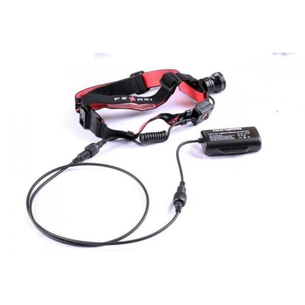 Ferei 80cm Extension Cable, Head Torch, Ferei - Gone Running