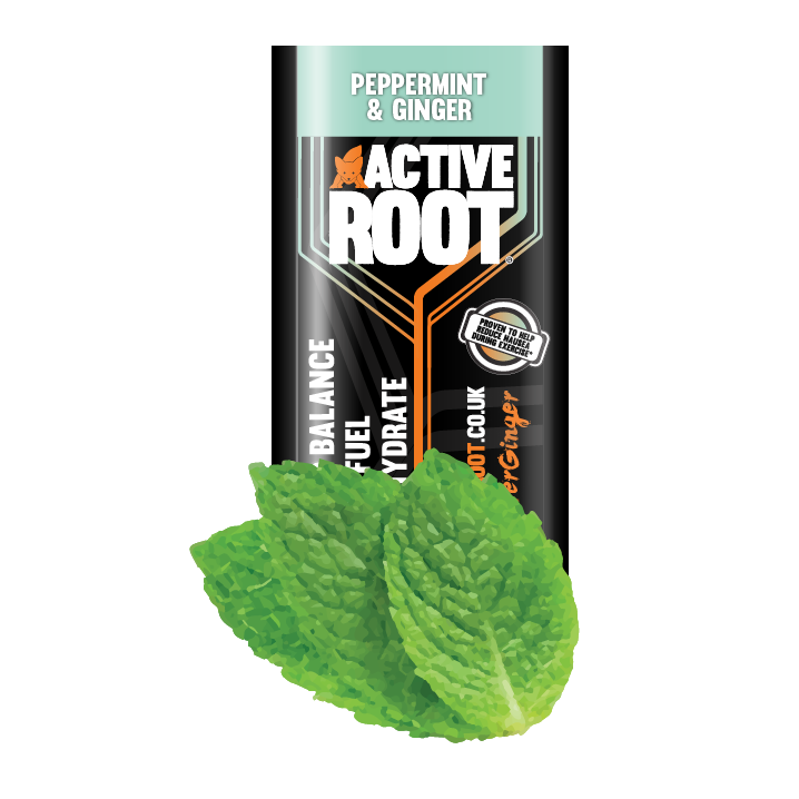 ACTIVE ROOT - GINGER AND PEPPERMINT - SINGLE SACHET, Sports Drink, ACTIVE ROOT - Gone Running