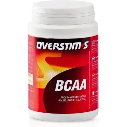 Overstims BCAA, Recovery, Overstims - Gone Running