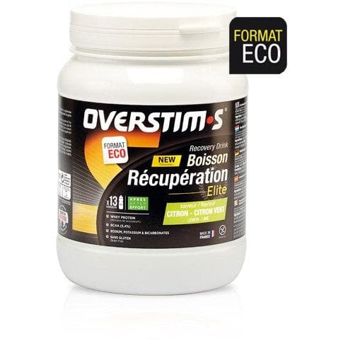 Overstims Elite Recovery drink, Recovery, Overstims - Gone Running