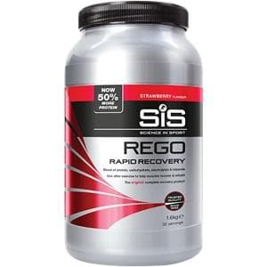 SiS REGO Rapid Recovery - Strawberry*, Recovery, Science in Sport - Gone Running