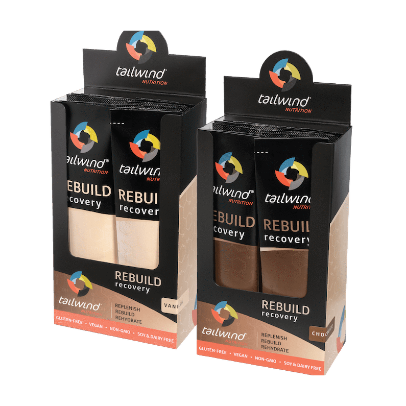 Tailwind Rebuild Recovery Single Sachet, Recovery, Tailwind Nutrition - Gone Running