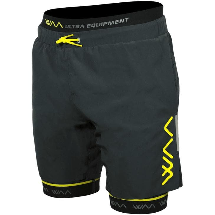 WAA Men's Ultra Short 3 in 1 (2017 Version), Shorts, WAA - Gone Running
