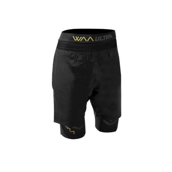 Shorts - WAA Men's Ultra Short 3 In 1 (Latest 2018 Version)