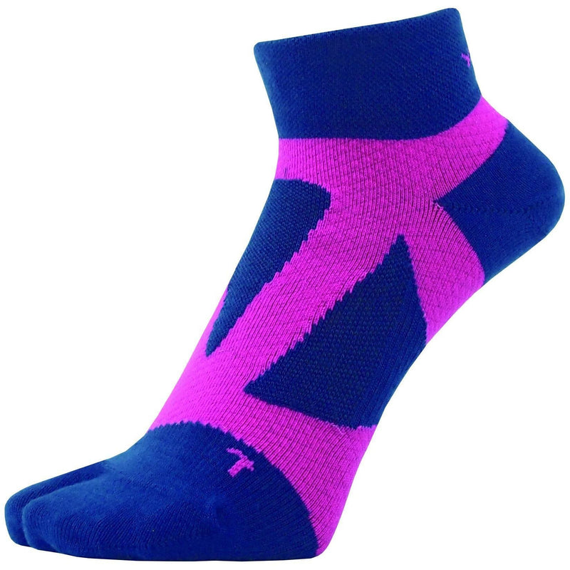 Socks - Yamatune Support Socks- 2 Toe Middle Length With Anti-slip Dots